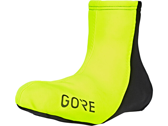 GORE WEAR C5 Windstopper Thermo Overshoes Unisex neon yellow/black